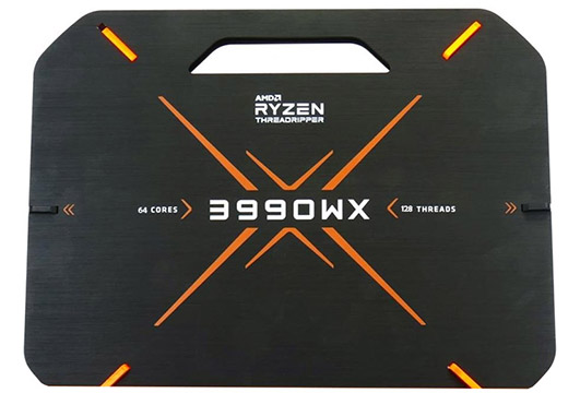 AMD Ryzen Threadripper 3990WX on eBay USA