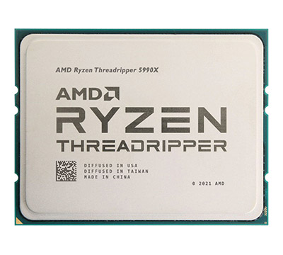 AMD Ryzen Threadripper 5990X on Amazon USA
