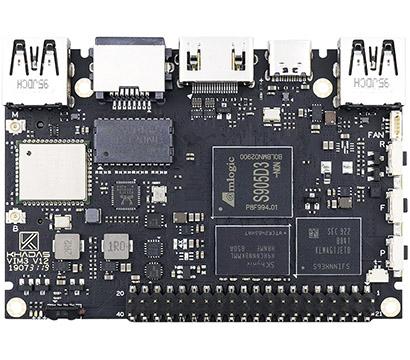 Amlogic S905D3 on Amazon USA