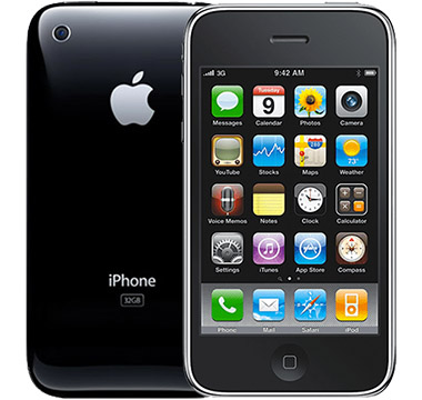 Apple iPhone 3G on Amazon USA