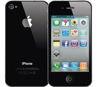 Apple iPhone 4 on eBay USA
