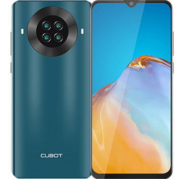 Cubot Note 20 Pro on Amazon USA