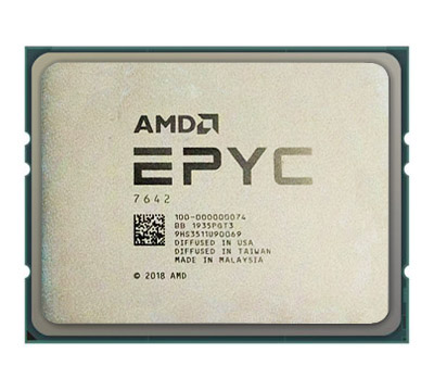 Dual AMD EPYC 7642 on Amazon USA