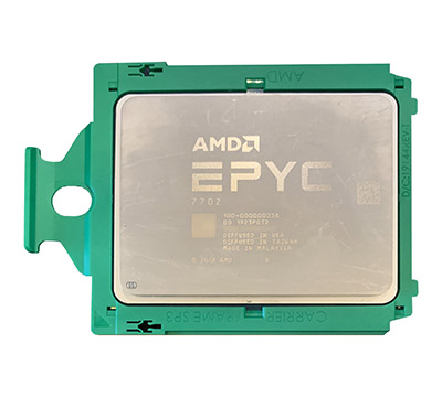 Dual AMD EPYC 7702 on Amazon USA