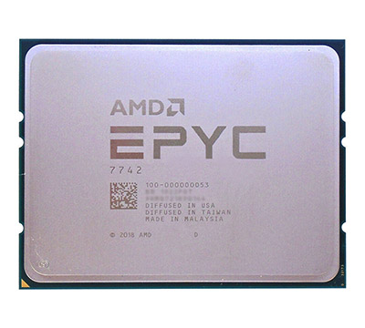 Dual AMD EPYC 7742 on Amazon USA