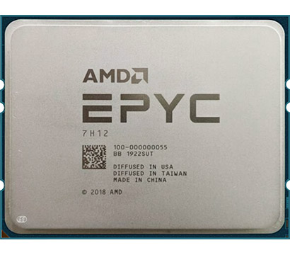 Dual AMD EPYC 7H12 on Amazon USA
