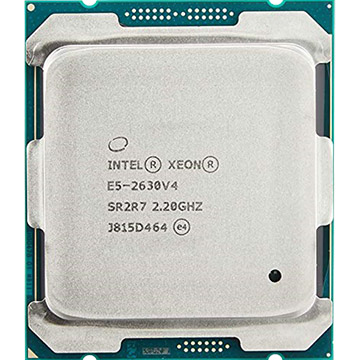 Dual Intel Xeon E5-2630 v4 on Amazon USA
