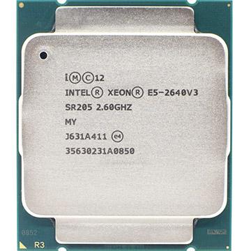 Dual Intel Xeon E5-2640 v3 on Amazon USA