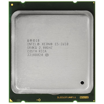 Dual Intel Xeon E5-2650 on Amazon USA