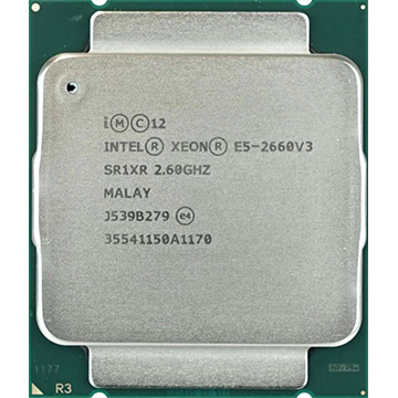 Dual Intel Xeon E5-2660 v3 on Amazon USA