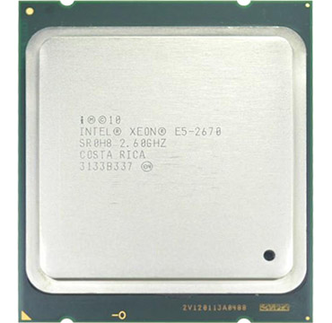 Dual Intel Xeon E5-2670 on Amazon USA