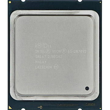 Dual Intel Xeon E5-2670 v2 on Amazon USA