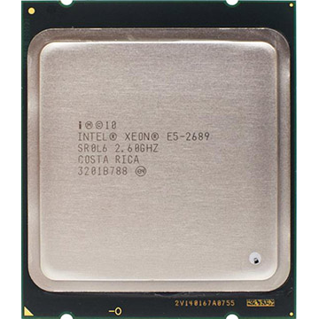 Dual Intel Xeon E5-2689 on Amazon USA