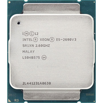 Dual Intel Xeon E5-2690 v3 on Amazon USA