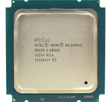 Dual Intel Xeon E5-2696 v2 on Amazon USA