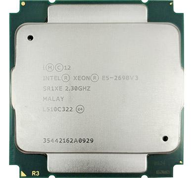 Dual Intel Xeon E5-2698 v3 on Amazon USA