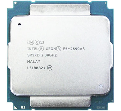 Dual Intel Xeon E5-2699 v3 on Amazon USA