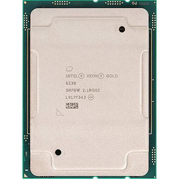 Dual Intel Xeon Gold 6230 on Amazon USA