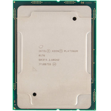Dual Intel Xeon Platinum 8176 on Amazon USA