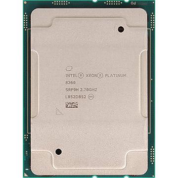 Dual Intel Xeon Platinum 8260 on Amazon USA