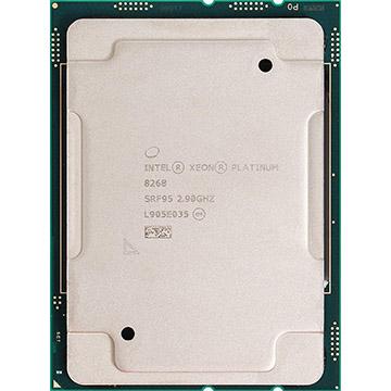 Dual Intel Xeon Platinum 8268 on Amazon USA