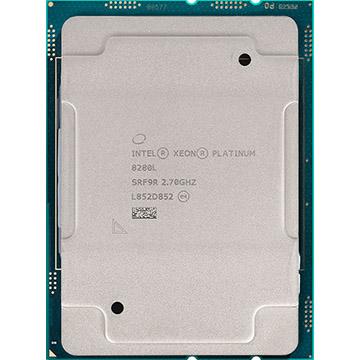 Dual Intel Xeon Platinum 8280L on Amazon USA