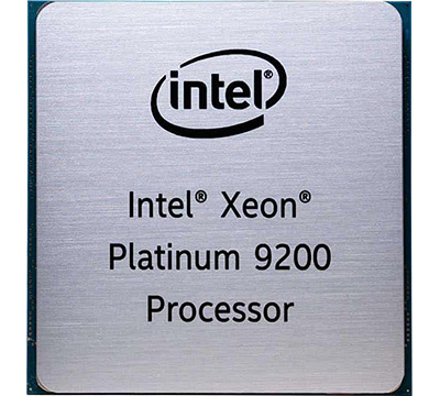 Dual Intel Xeon Platinum 9282 on Amazon USA