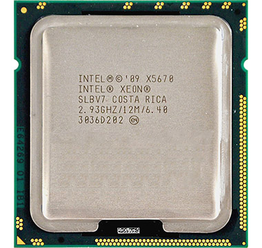 Dual Intel Xeon X5670 on Amazon USA