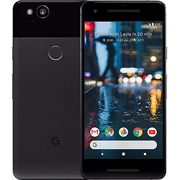 Google Pixel 2 on Amazon USA