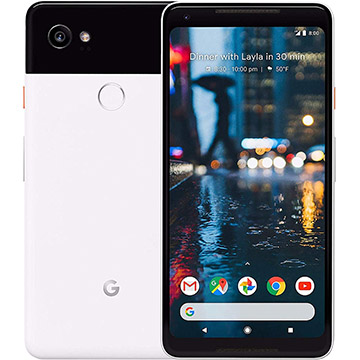 Google Pixel 2 XL on Amazon USA