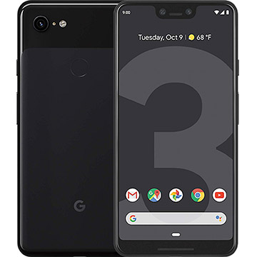 Google Pixel 3 XL on Amazon USA