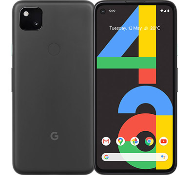 Google Pixel 4a on Amazon USA
