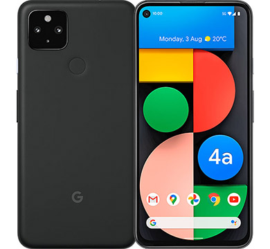 Google Pixel 4a 5G on Amazon USA