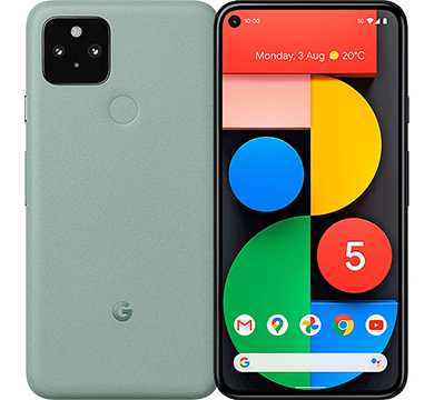 Google Pixel 5 on Amazon USA