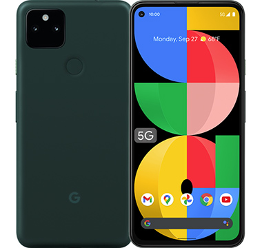 Google Pixel 5a 5G on Amazon USA