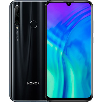Honor 20 Lite on Amazon USA