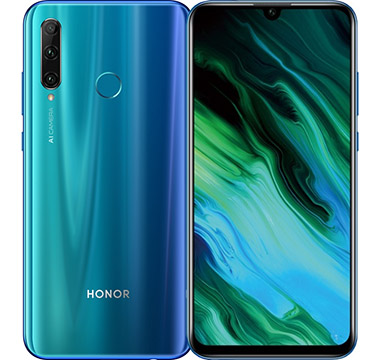 Honor 20e on Amazon USA