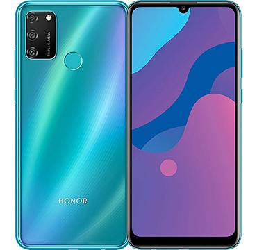 Honor 9A on Amazon USA