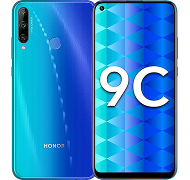 Honor 9C on Amazon USA