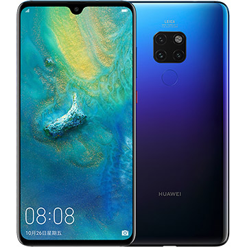 Huawei Mate 20 on Amazon USA