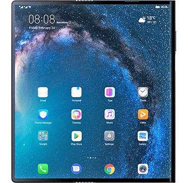 Huawei Mate X on Amazon USA