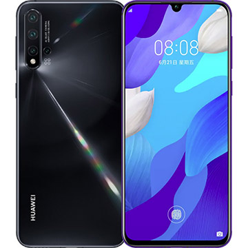 Huawei Nova 5 on Amazon USA
