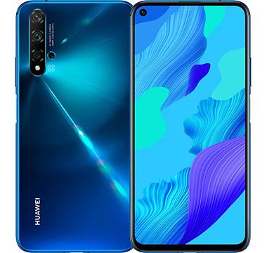 Huawei Nova 5T on Amazon USA