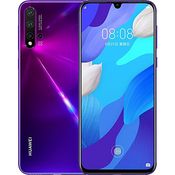 Huawei Nova 5 Pro on Amazon USA