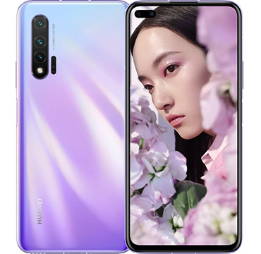Huawei Nova 6 5G on Amazon USA