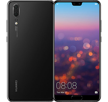 Huawei P20 on Amazon USA