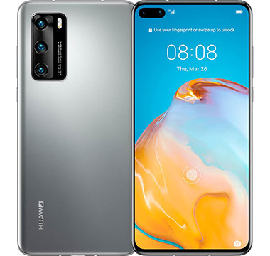 Huawei P40 on Amazon USA