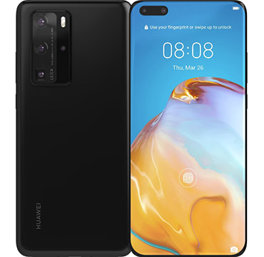 Huawei P40 Pro on Amazon USA