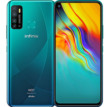 Infinix Hot 9 on Amazon USA