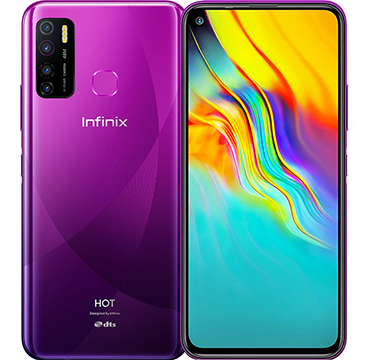 Infinix Hot 9 Pro on Amazon USA